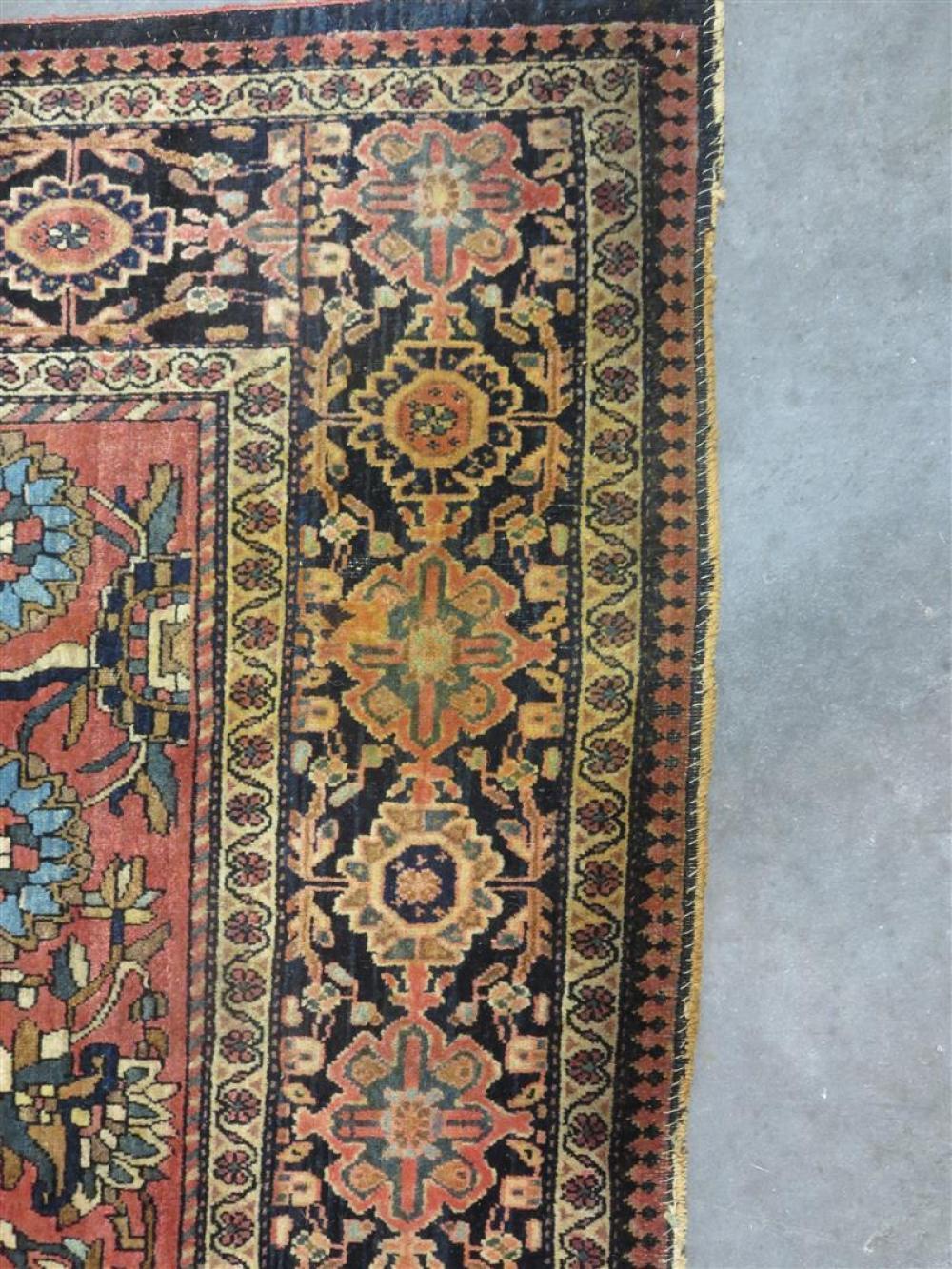 Persian Farahan carpet