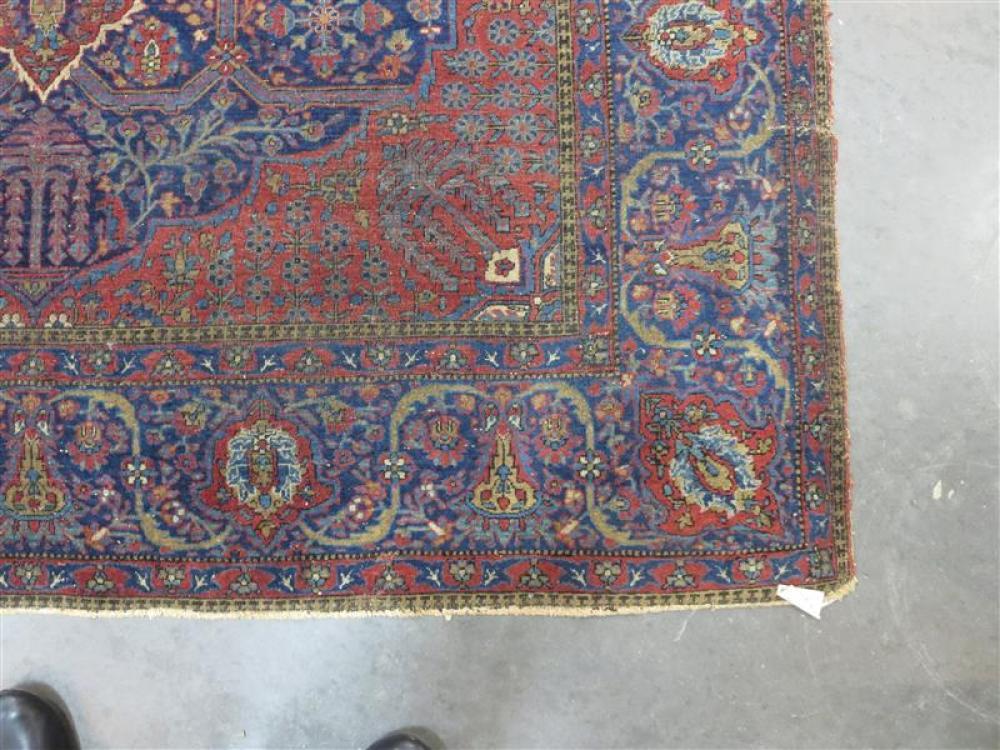 Persian Kashan carpet