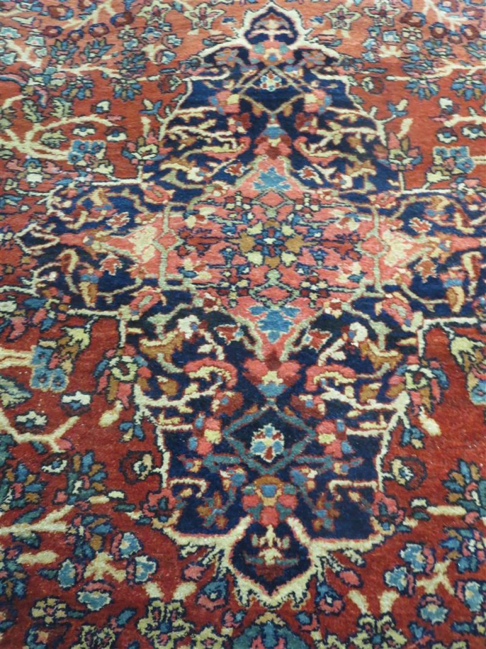 Persian Sarouk Feraghan carpet
