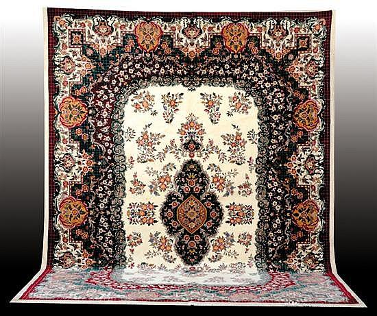 Savonnerie carpet
