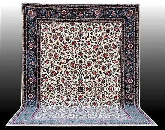 Chinese Tabriz carpet