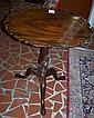 Image 2 for Georgian mahogany tilt-top table