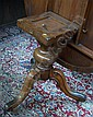 Image 3 for Regency style walnut breakfast table