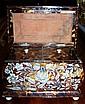 Image 2 for George III tortoiseshell and ivory tea caddy