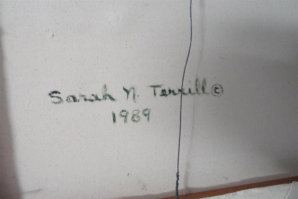 Sarah Terrill