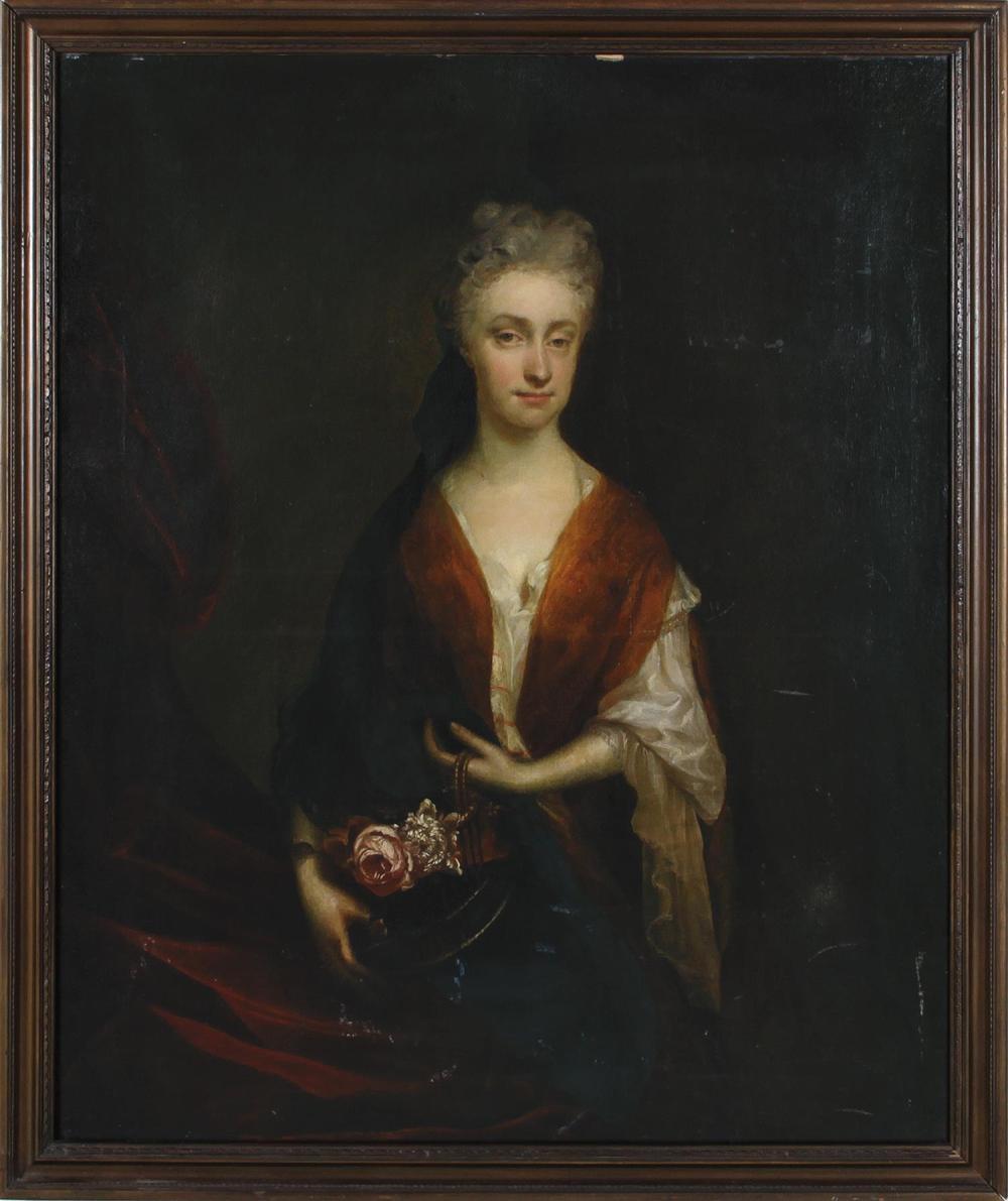 Sir Godfrey Kneller (follower of)