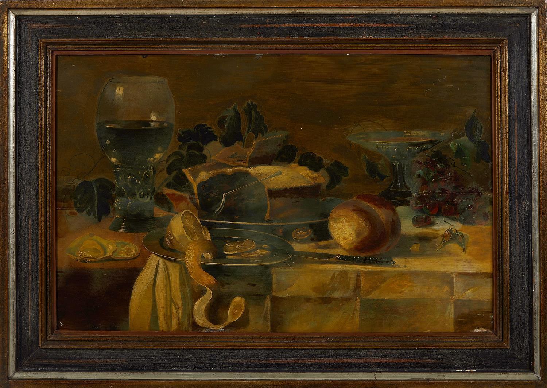 Willem Claesz Heda (manner of)
