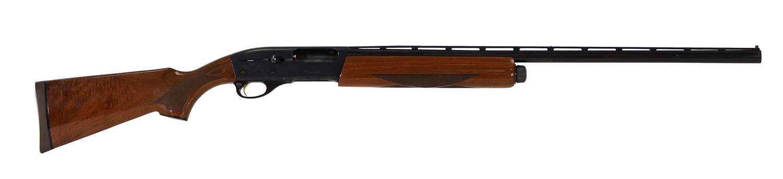 Remington 12ga semi-automatic shotgun **Firearm Laws Apply**