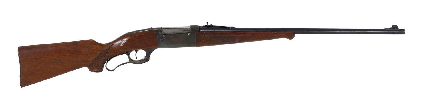 Savage Model 99, lever action rifle **Firearm Laws Apply**