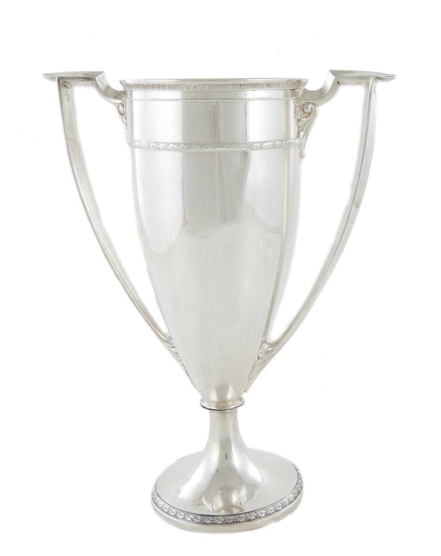 Large Gorham silver urn