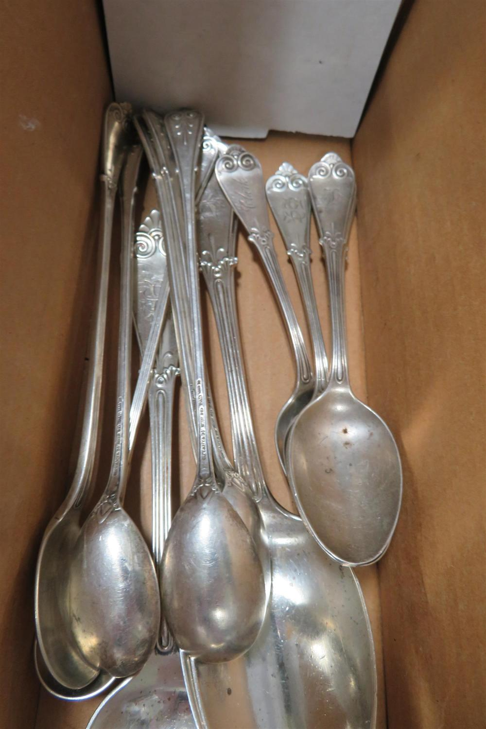 Tiffany & Co silver flatware (16pcs)