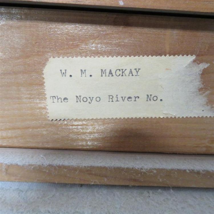 William M. Mackay