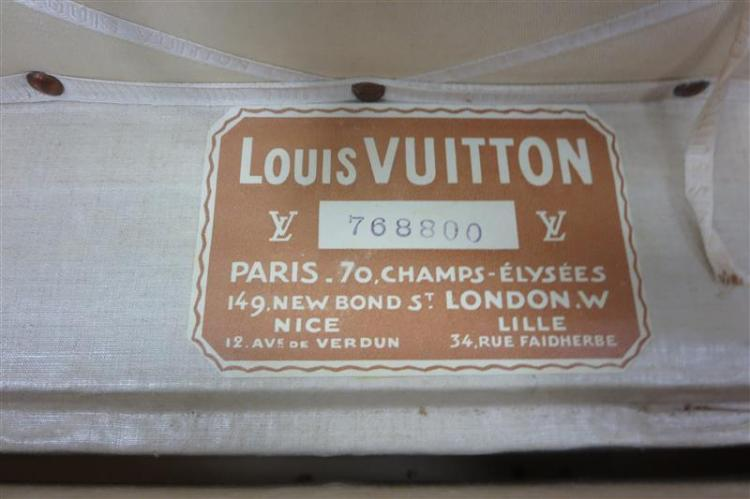 Louis Vuitton cabin trunk