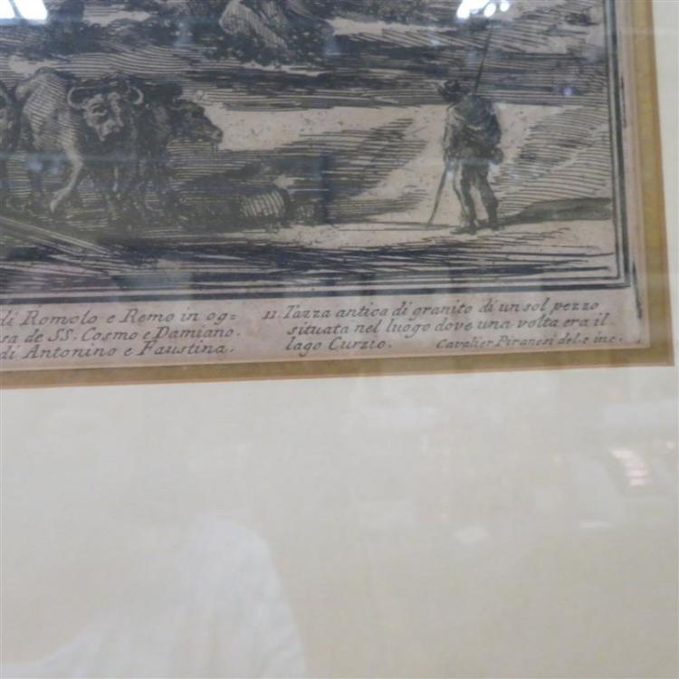 Giovanni Battista Piranesi (after) (2pcs)