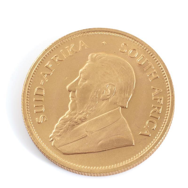 South Africa 1oz gold Krugerrand