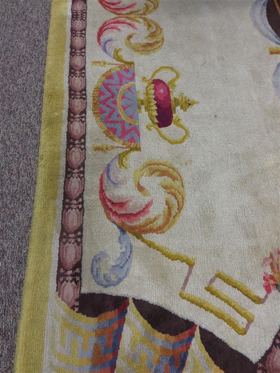 French Savonnerie carpet