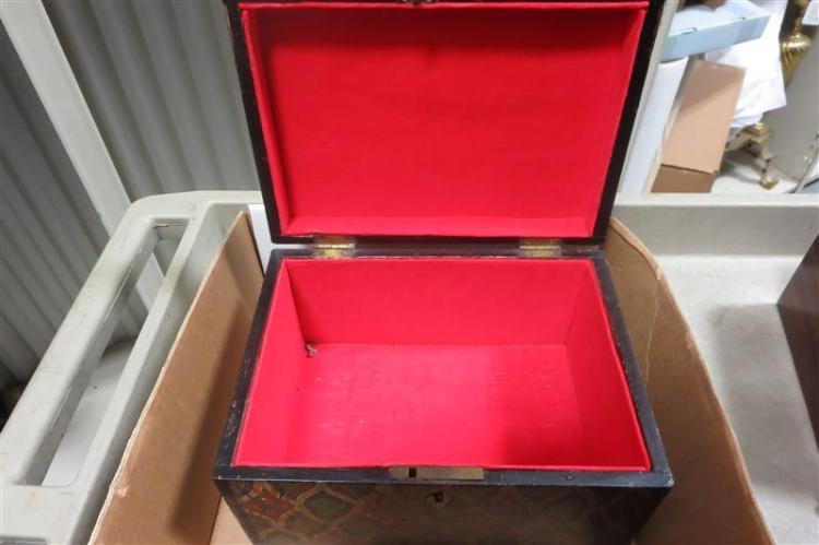 English and Scottish boxes (4pcs)