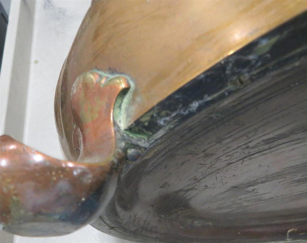 Tiffany Studios bronze floor lamp base