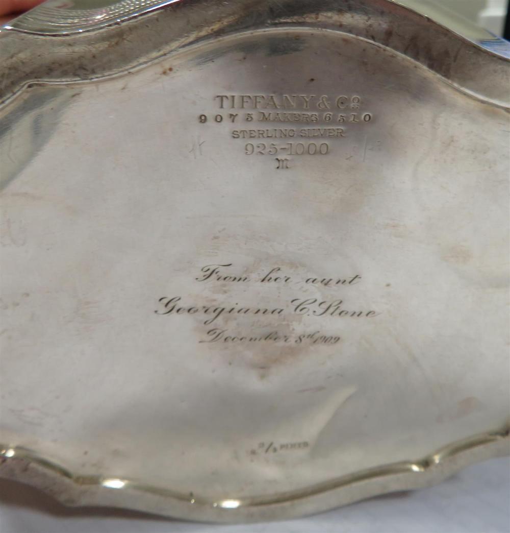 Tiffany & Co silver tea and coffee service (7pcs)