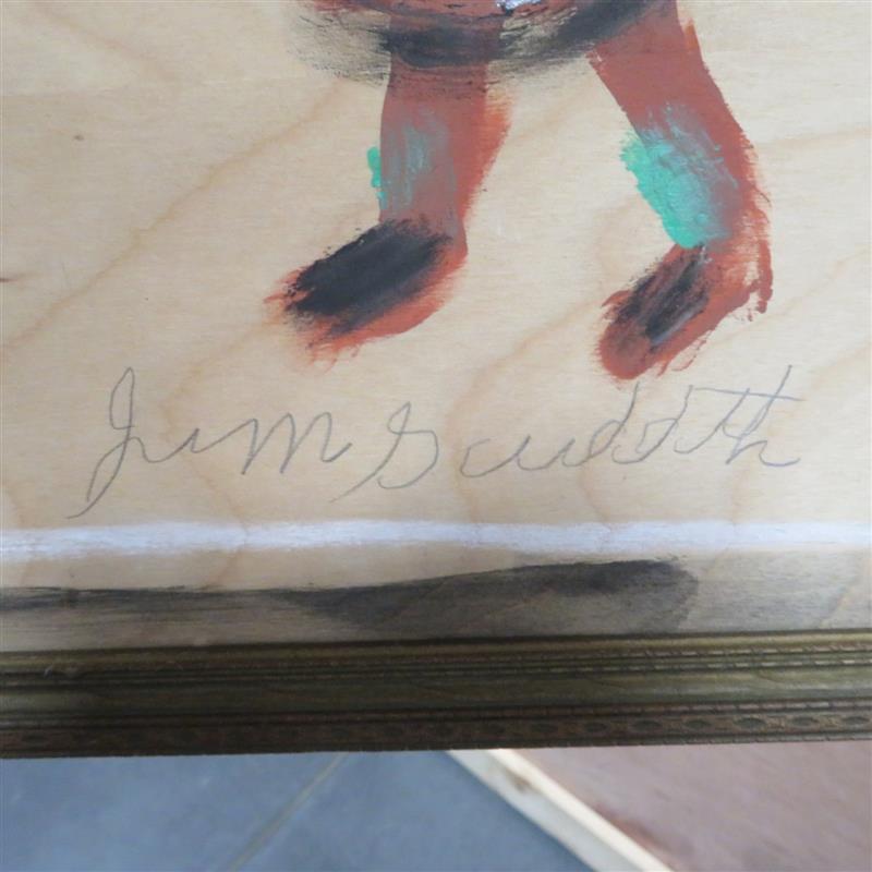 Jimmie Lee Sudduth