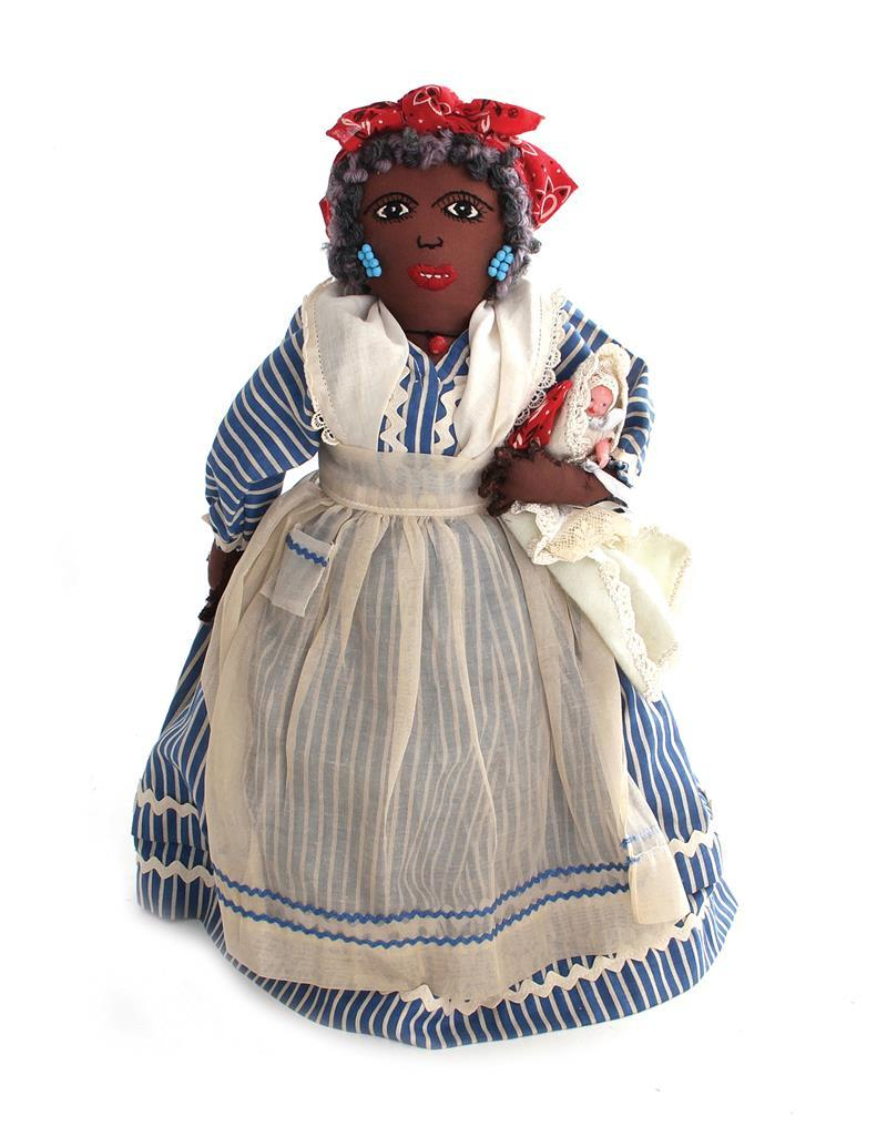 Vintage Mammy Lou doll