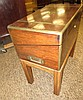 Image 4 for Regency rosewood writing box on stand