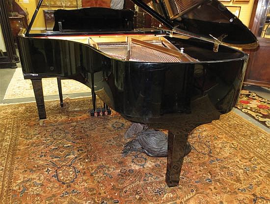 Young Chang Grand piano with bench