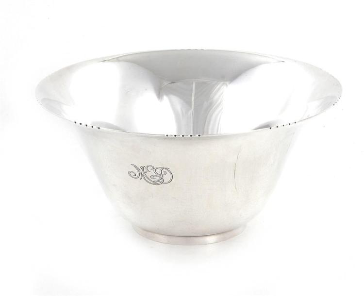 Tiffany & Co sterling centerbowl