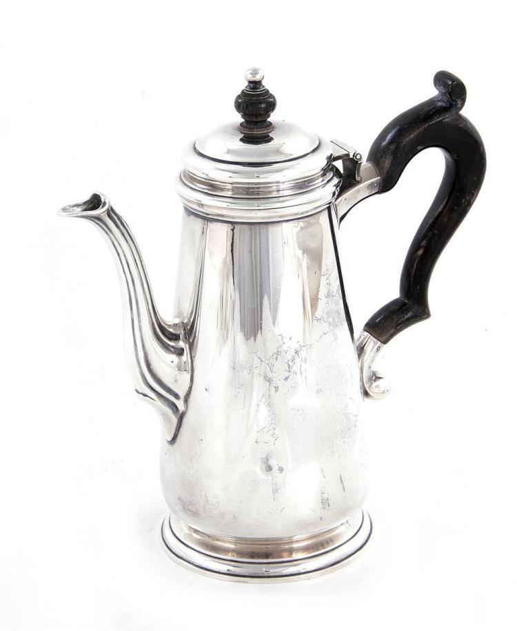 Tiffany & Co sterling coffeepot