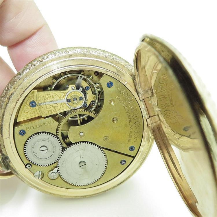 Waltham pocket watches (3pcs)