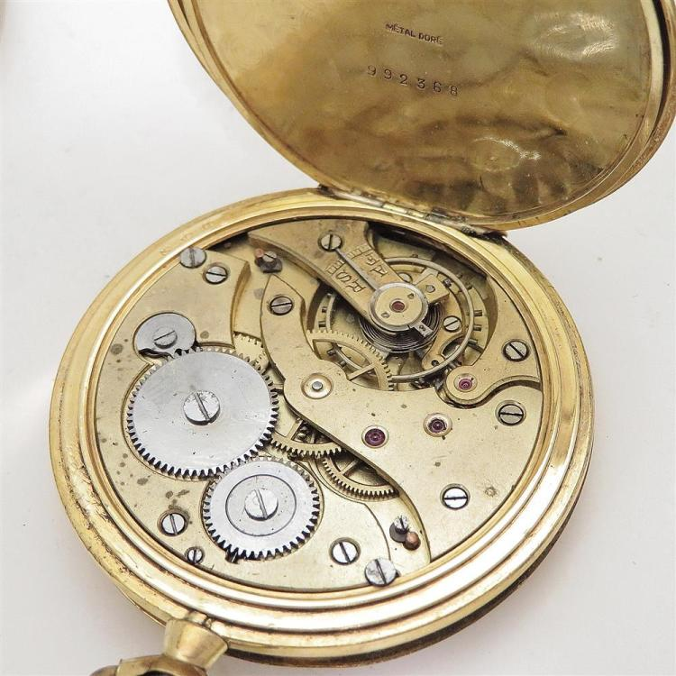 Antique and vintage Swiss pocket watches (6pcs)