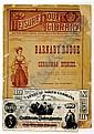 Image 1 for 19th century journal, Civil War-era bills and memorabilia (20pcs)
