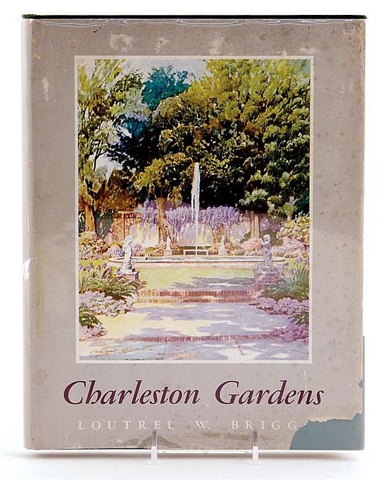 Book: Rare Charleston gardens