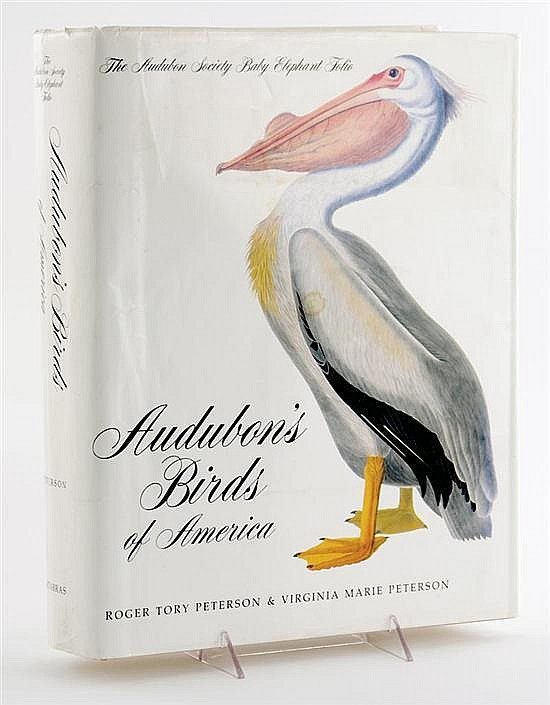 Book: Audubon Society baby elephant folio