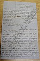 Image 4 for Documents: Lt. John Rutledge Naval orders (3pcs)