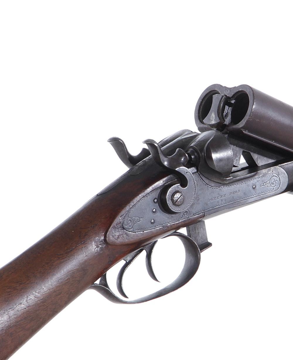 Parker Bros 12ga SXS shotgun ***Federal Laws Apply***