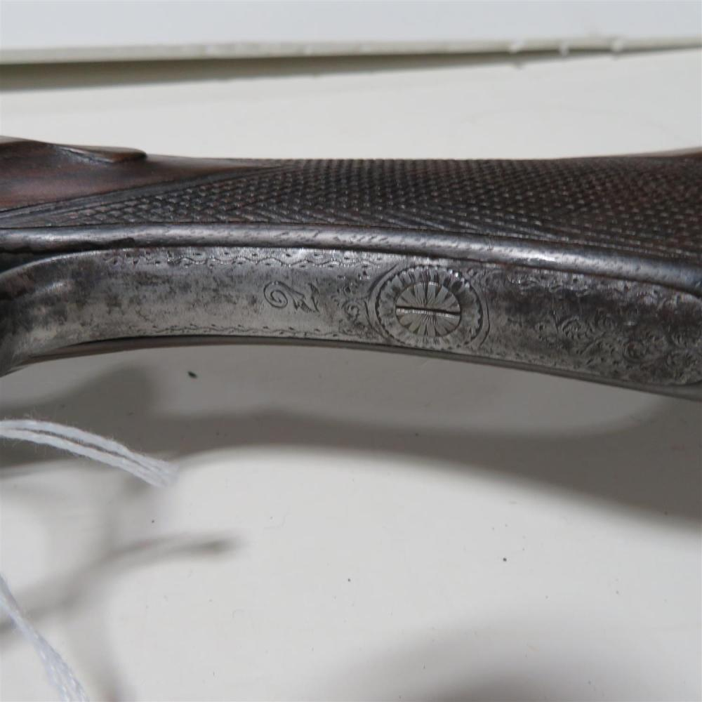 Charles Boswell 20ga SxS sporting gun ***Federal Laws Apply***