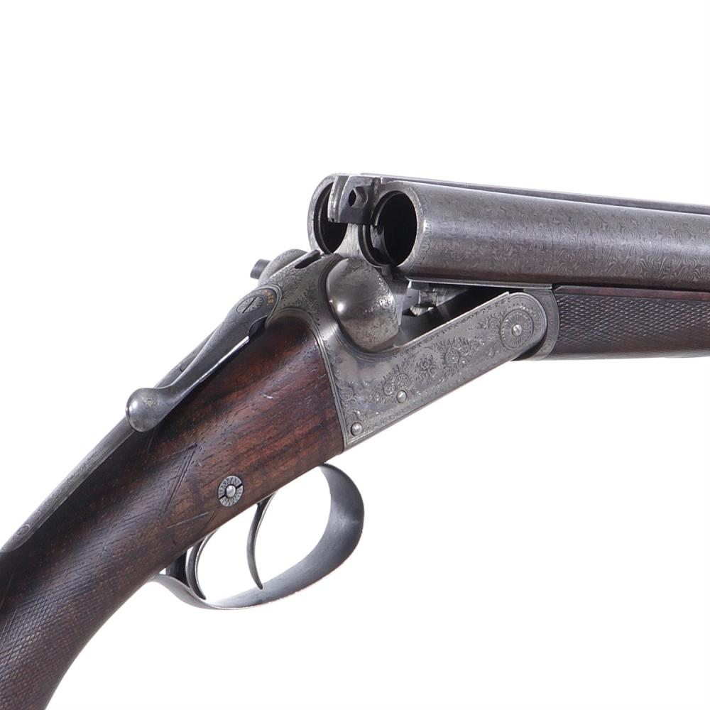W. P. Jones 12 bore boxlock SXS sporting gun ***Federal Laws Apply***