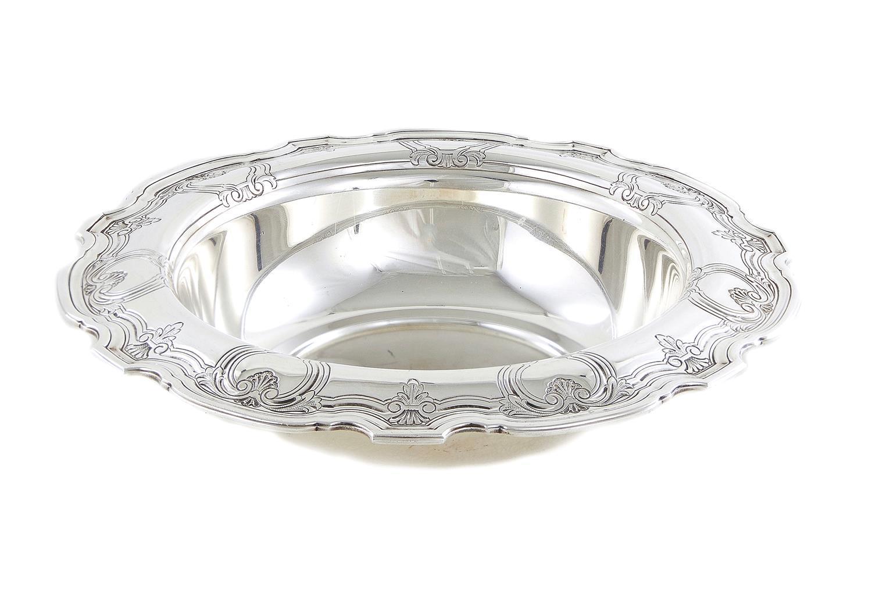 Tiffany & Co silver centerbowl