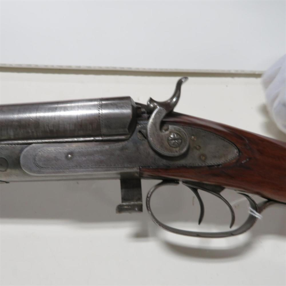 Early Parker Bros 12ga Quality One underlever SXS sporting gun ***Federal Laws Apply***