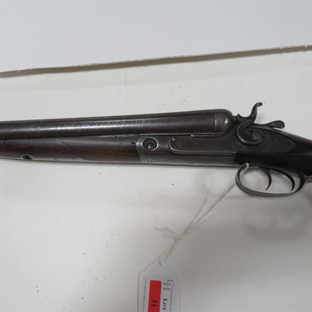 Parker Bros Sixty Dollar grade 10ga SXS sporting gun ***Federal Laws Apply***