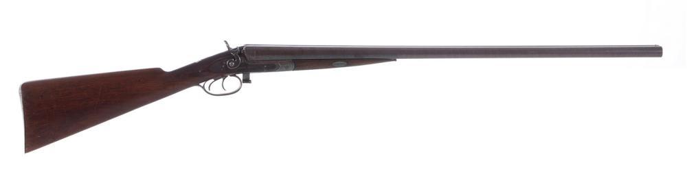 Parker Bros. 12ga Quality One lifter SXS shotgun ***Federal Laws Apply***