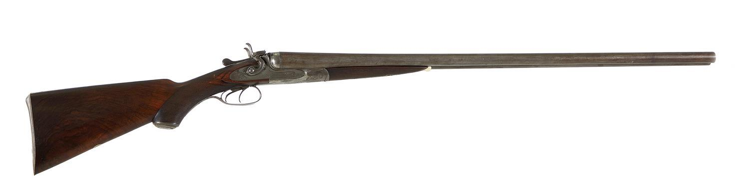 Charles Daly 10-bore SxS hammer sporting gun ***Federal Laws Apply***