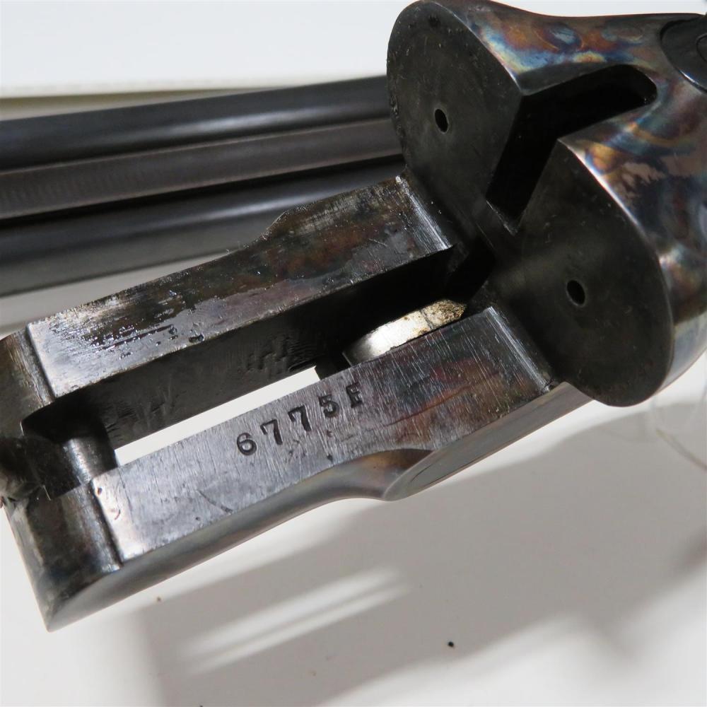 Baker Gun Co Batavia Leader sidelock 12ga SXS shotgun ***Federal Laws Apply***