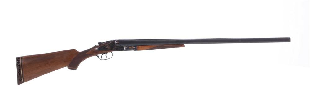 Baker Gun Co Batavia Leader sidelock 12ga SXS shotgun ***Federal Laws Apply***