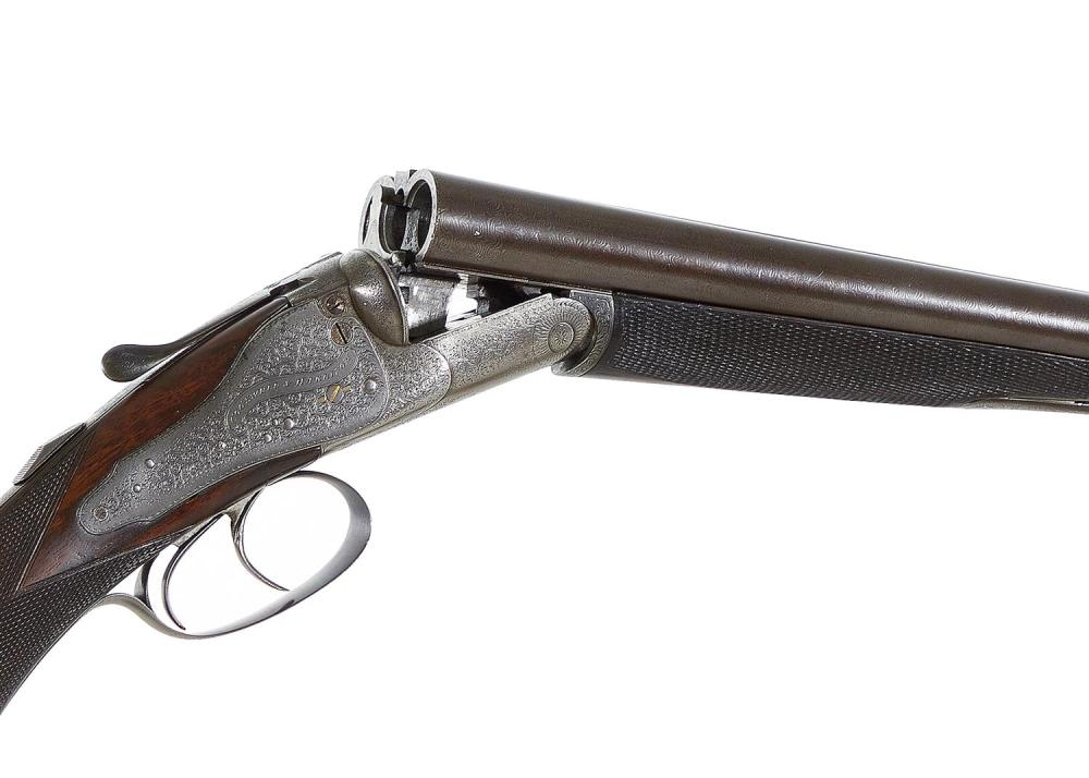 Cogswell & Harrison 16-bore SxS sporting gun ***Federal Laws Apply***
