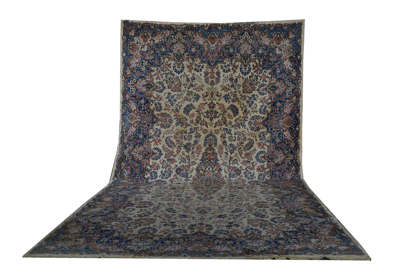 Persian Kerman carpet