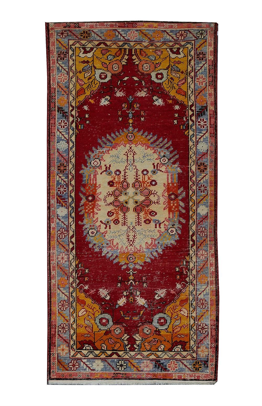 Turkish carpets (4pcs)