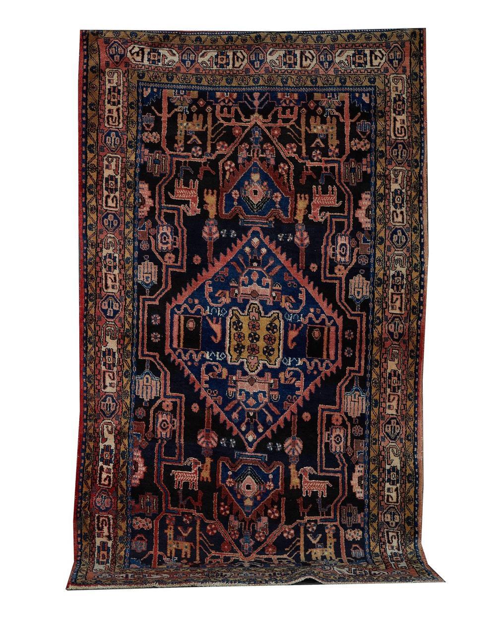 Persian Nahavand carpet