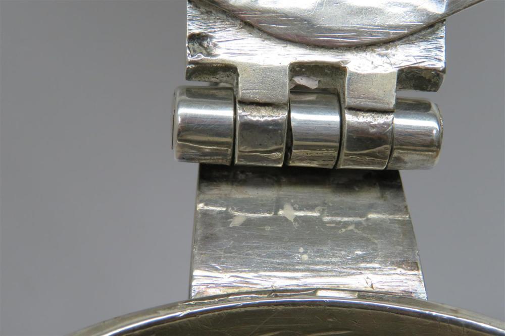 George II silver armorial tankard